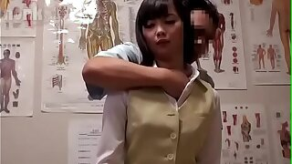 Japanese palpate and fuck business woman 4